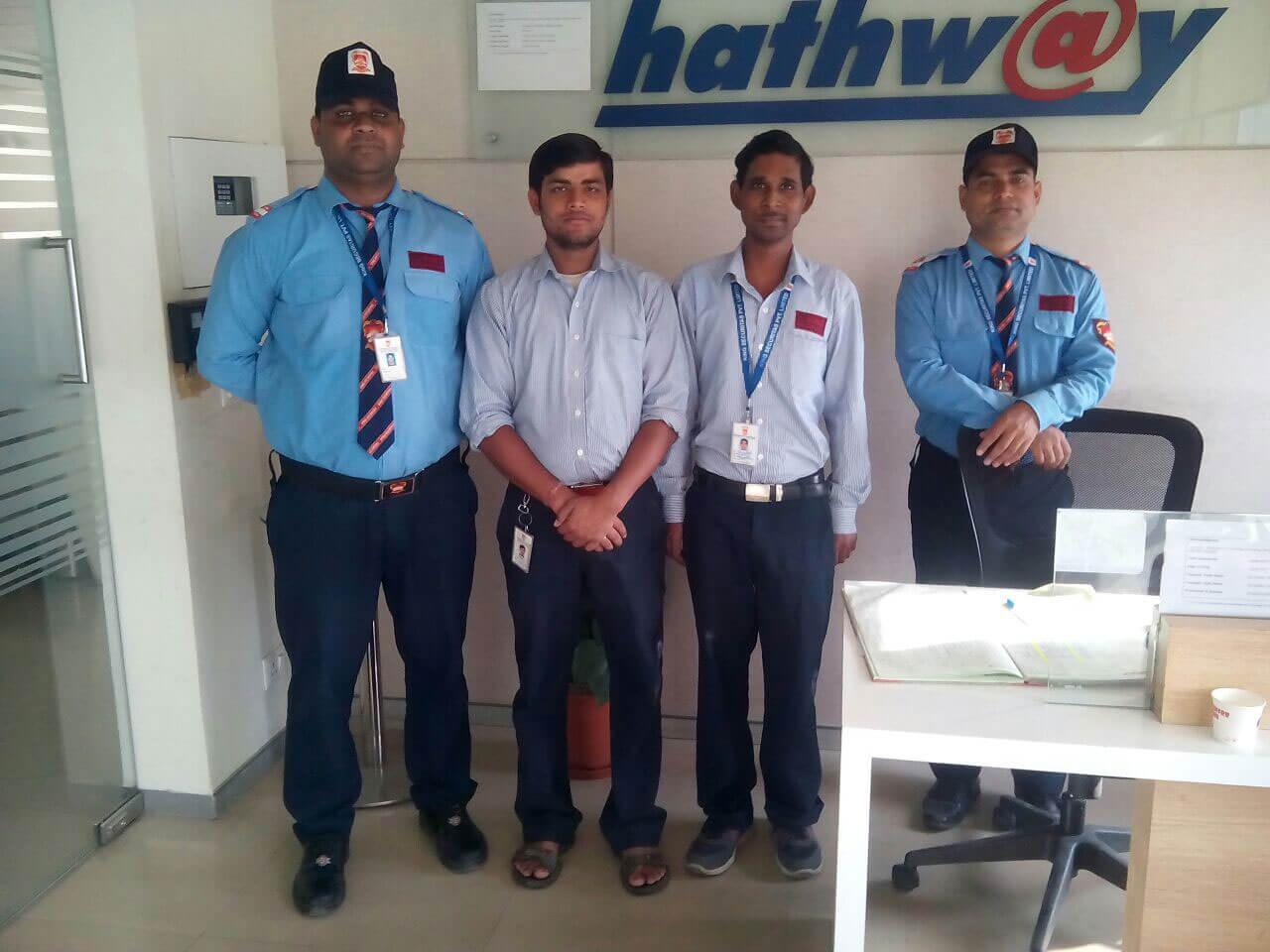 best and top security gaurd agency in Delhi
